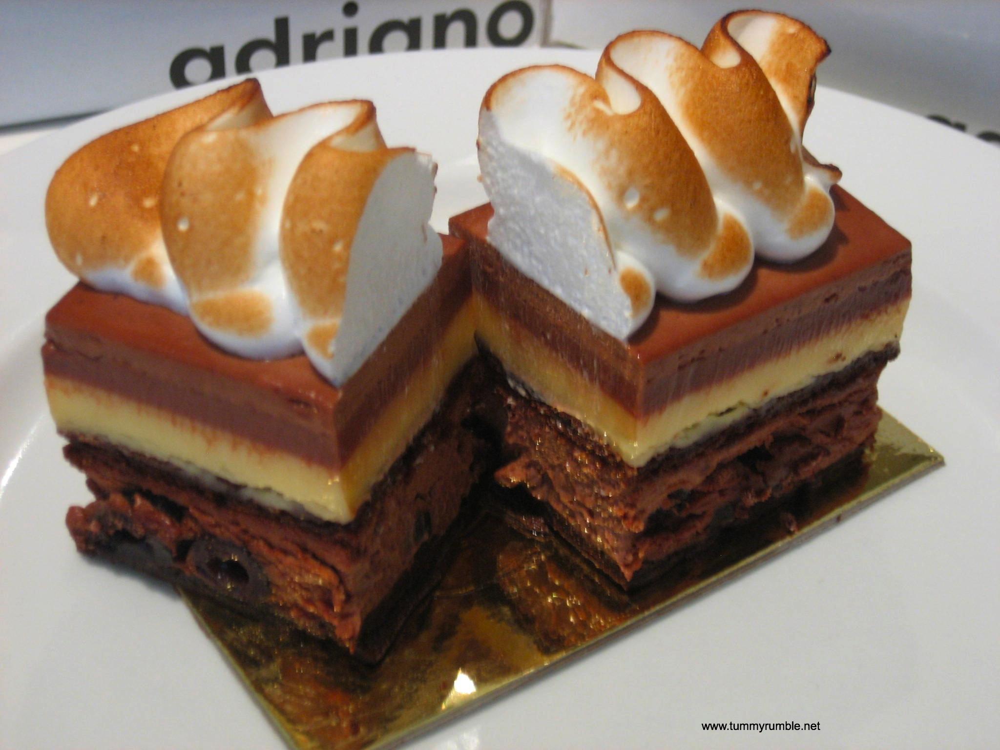 Birthday Cakes Zumbo ~ The dark chocolate version of adriano zumbo's 'v8 cake'. this is