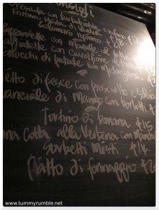Tavola_bb menu